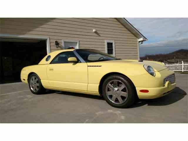 2002 Ford Thunderbird | 1010051
