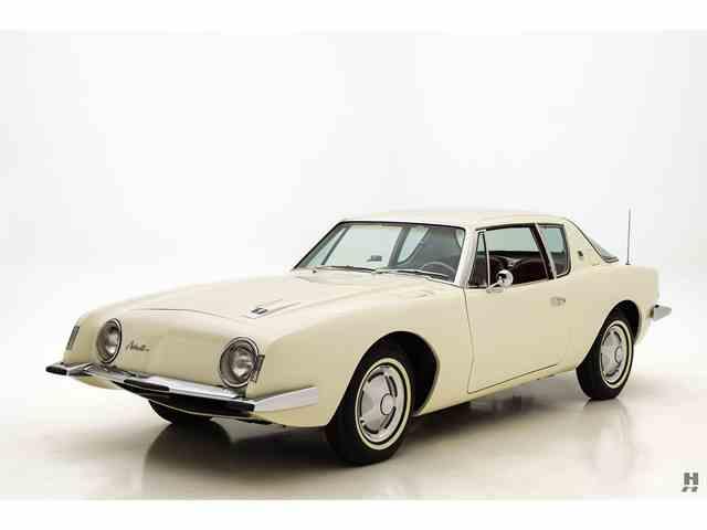 1963 Studebaker Avanti | 1015102