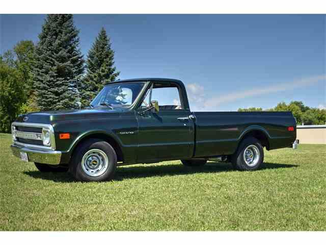 1969 Chevrolet C/K 10 | 1010511