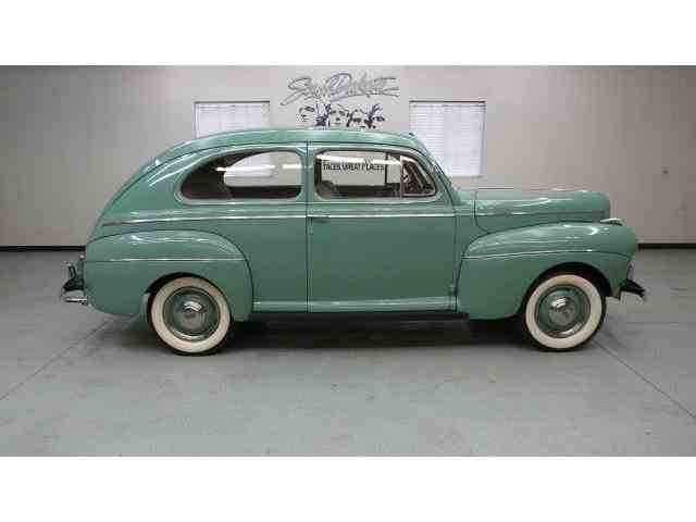 1941 Ford Super Deluxe | 1015112