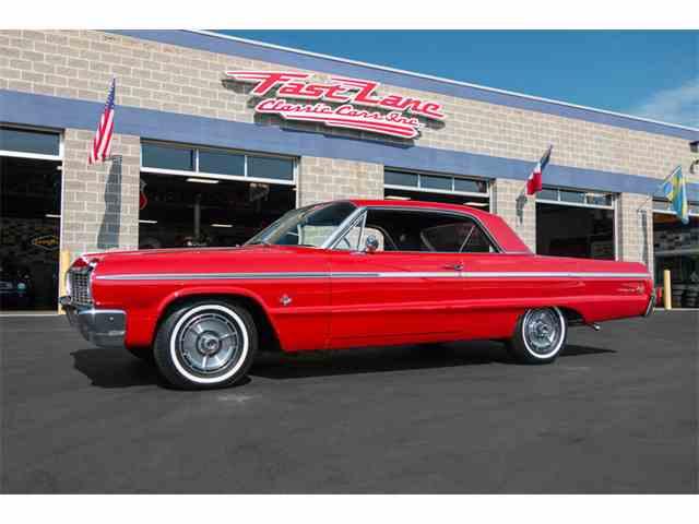 1964 Chevrolet Impala   1015117