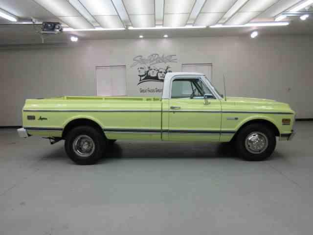 1972 Chevrolet Cheyenne | 1015124