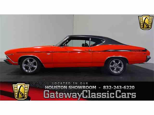 1969 Chevrolet Chevelle | 1015131