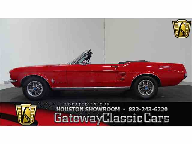 1967 Ford Mustang | 1015147