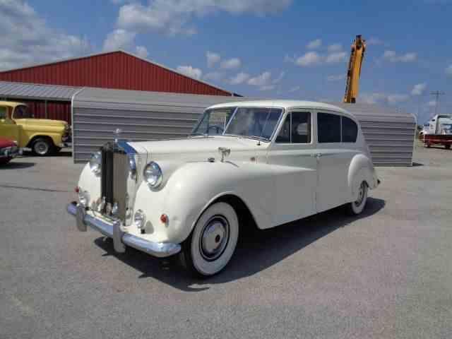 1964 Austin Princess Limo | 1015150