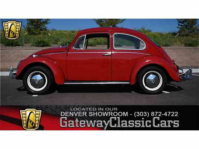 1966 Volkswagen Beetle | 1015154