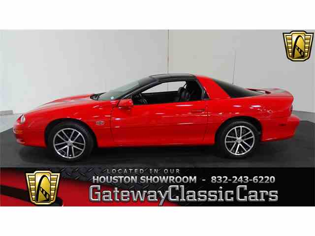 2002 Chevrolet Camaro | 1015155
