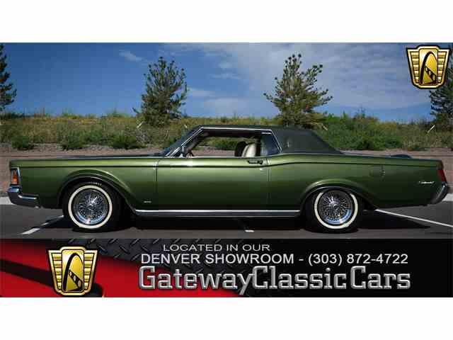 1971 Lincoln Continental | 1015157