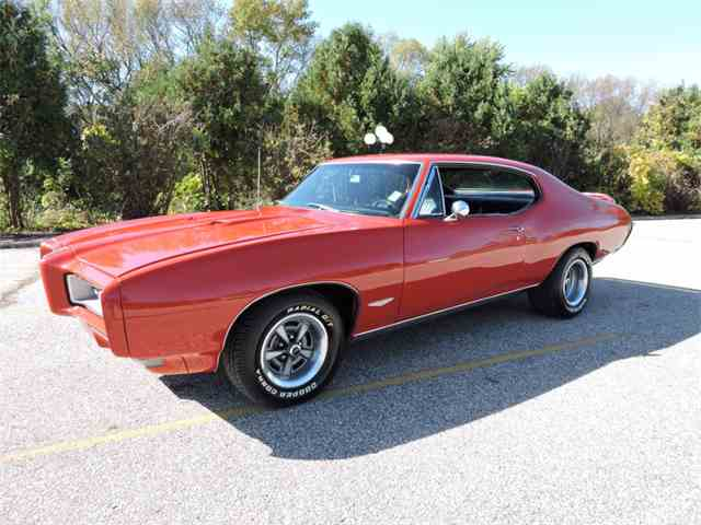 Picture of '68 GTO located in Greene Iowa Offered by Coyote Classics - LRB3