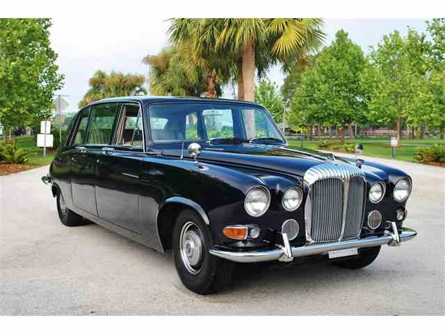 1962 Daimler Limo | 1015172