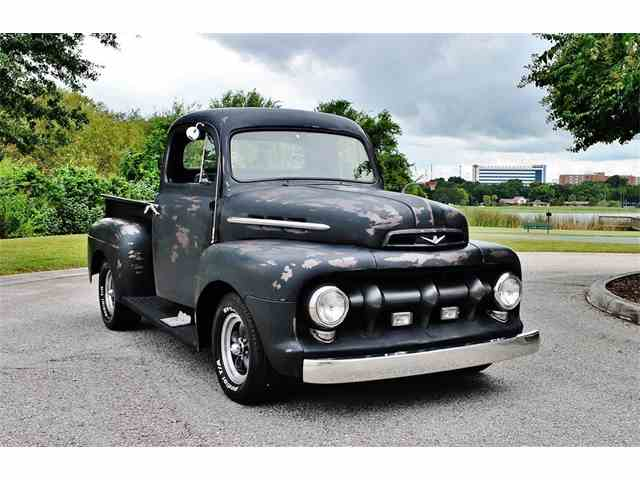 1951 Ford F1 | 1015176