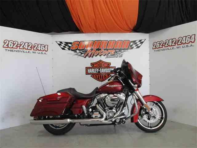 2016 Harley-Davidson® FLHXS - Street Glide® Special | 1015178