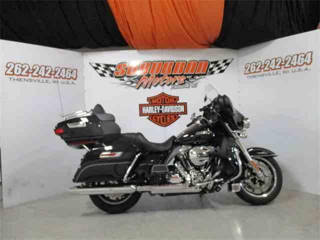 2016 Harley-Davidson® FLHTCU - Electra Glide® Ultra Classic® | 1015181