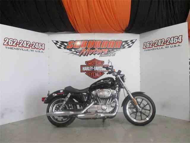 2016 Harley-Davidson® XL883L - Sportster® SuperLow® | 1015186