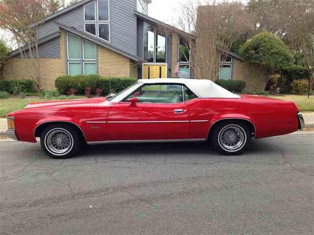 1972 Mercury Cougar XR7 | 1010052