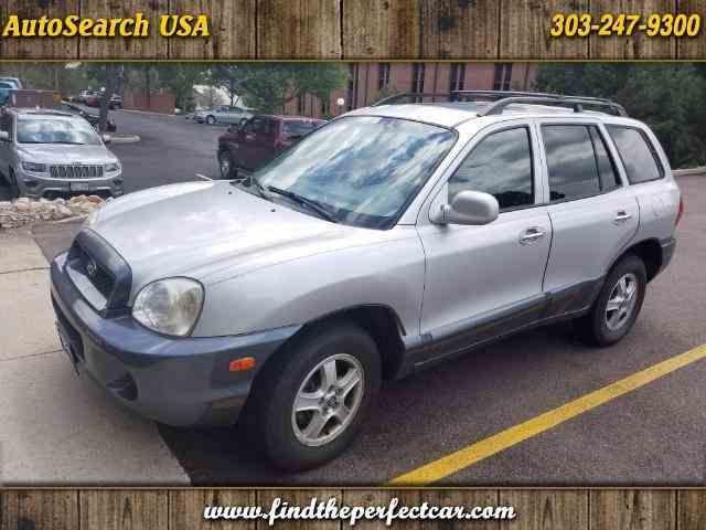 2004 Hyundai Santa Fe | 1015207