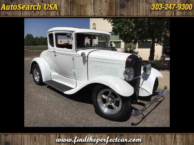 1930 Ford Model A | 1015209