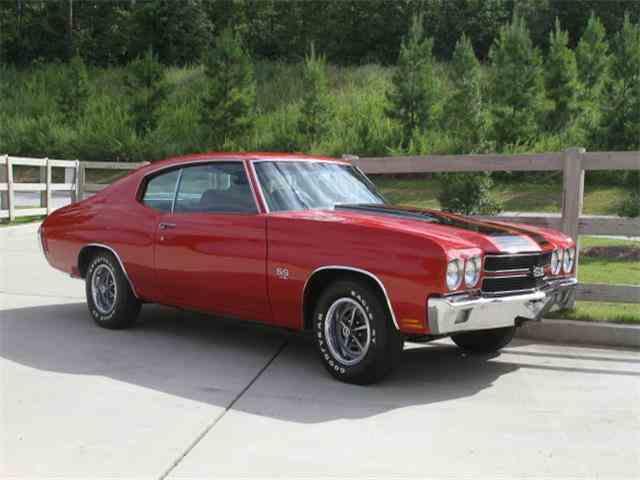 1970 Chevrolet Chevelle | 1015212