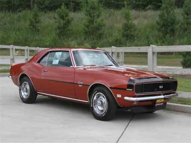 1968 Chevrolet Camaro | 1015214