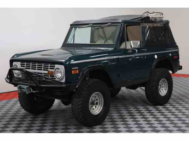 1971 Ford Bronco | 1015219