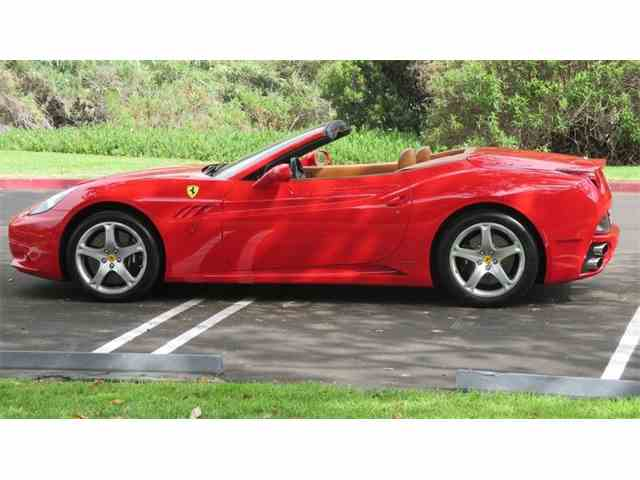 2011 Ferrari California | 1015225