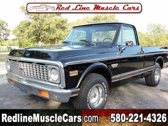 1971 Chevrolet C/K 10 | 1015239