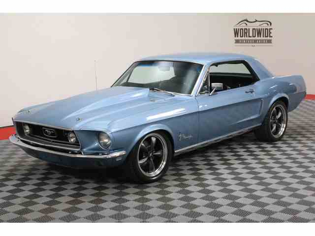 1968 Ford Mustang | 1015242