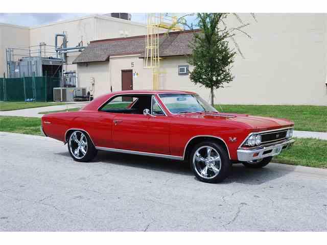 1966 Chevrolet Chevelle SS | 1010525
