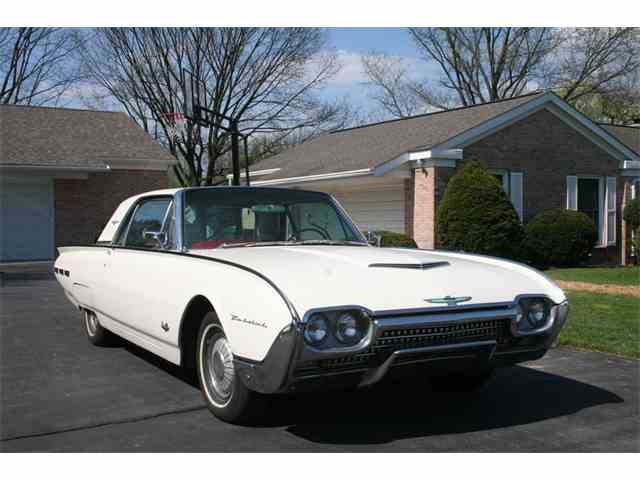 1962 Ford Thunderbird | 1015283