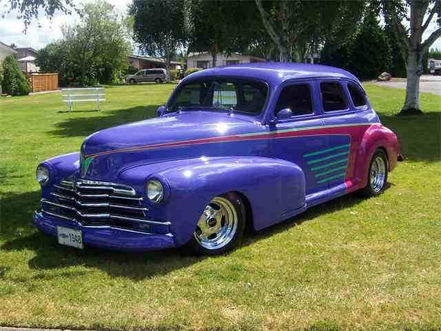 1948 Chevrolet Fleetmaster | 1010529
