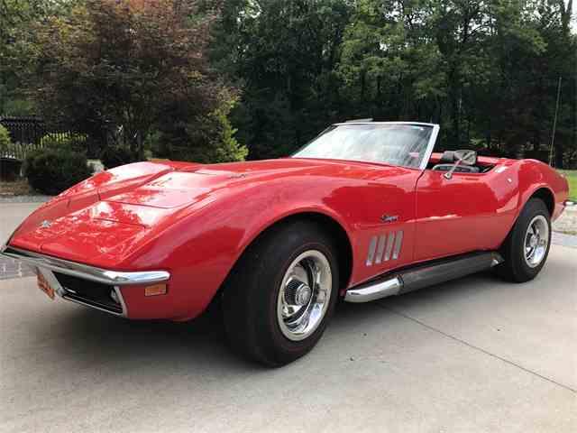 1969 Chevrolet Corvette | 1015290