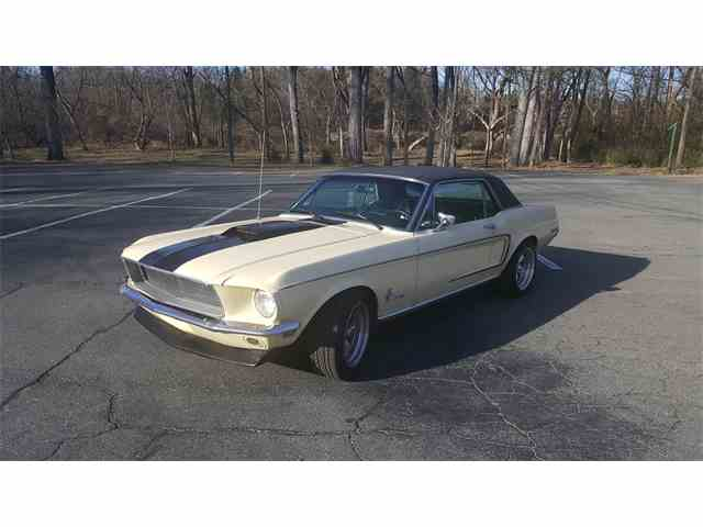 1968 Ford Mustang | 1015293