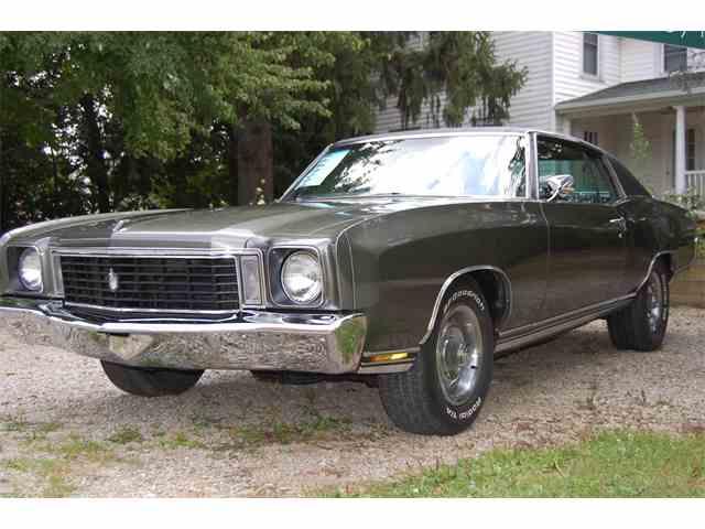 1972 Chevrolet Monte Carlo | 1015298