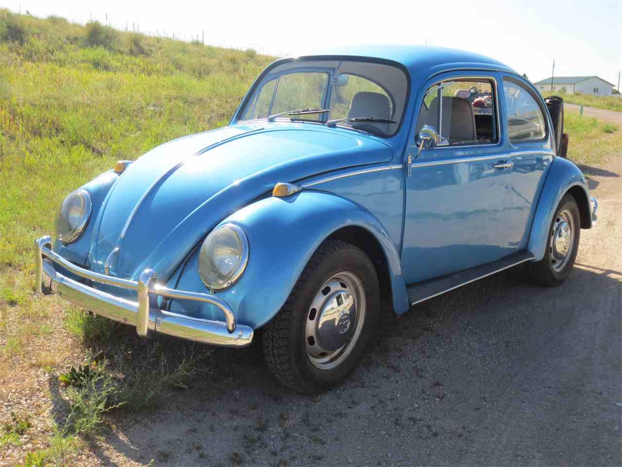 1964 volkswagen beetle for sale cc 1015299. Black Bedroom Furniture Sets. Home Design Ideas