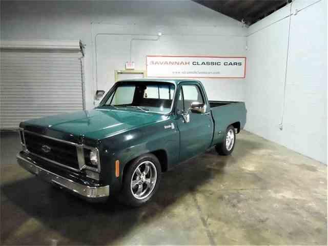 1977 Chevrolet Silverado | 1015301