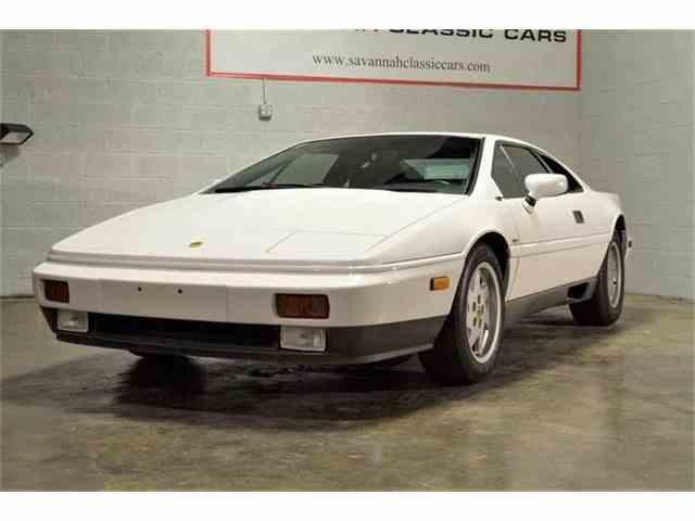 1989 Lotus Esprit   1015309