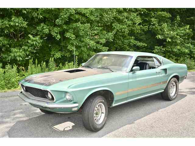 1969 Ford Mustang Mach 1 | 1010532