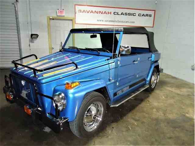 1974 Volkswagen Thing | 1015322