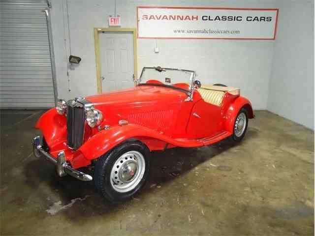 1952 MG TD | 1015323