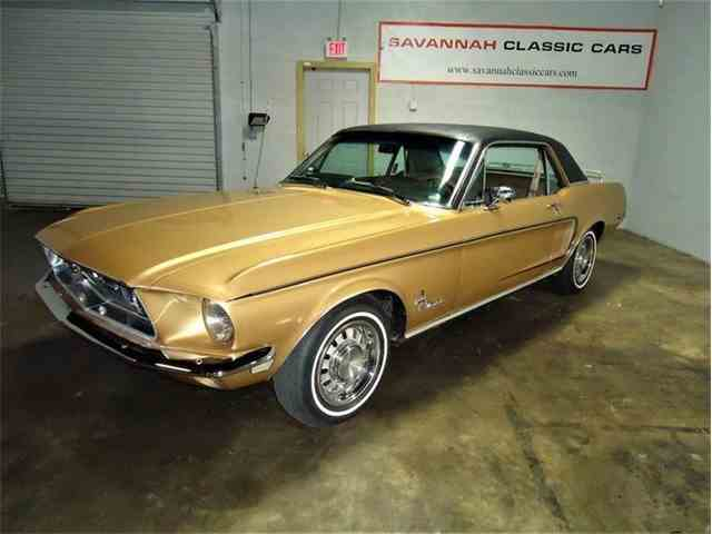 1968 Ford Mustang | 1015324