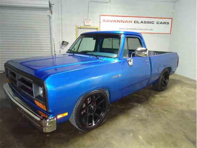 1989 Dodge D150 | 1015327