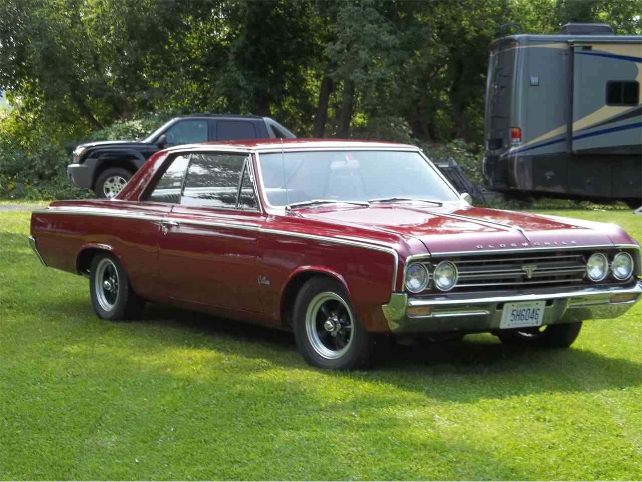Trucks Under 5000 >> 1964 Oldsmobile Cutlass F85 for Sale | ClassicCars.com | CC-1015330