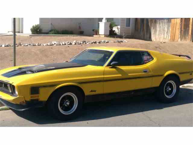 1973 Ford Mustang | 1015332