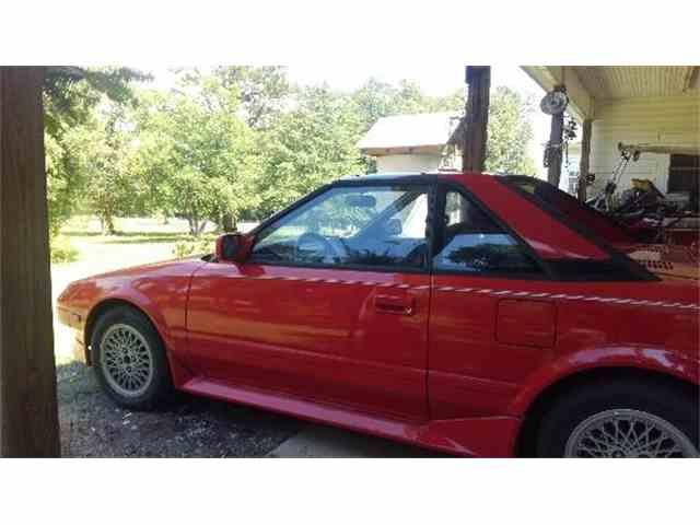1989 Toyota MR2 | 1015342