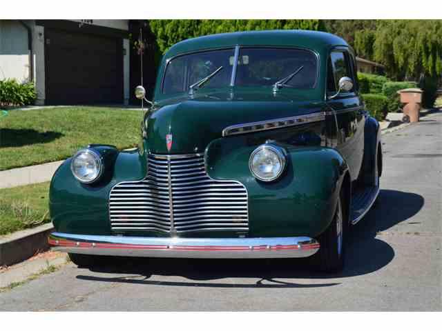 1940 Chevrolet Special Deluxe | 1015355
