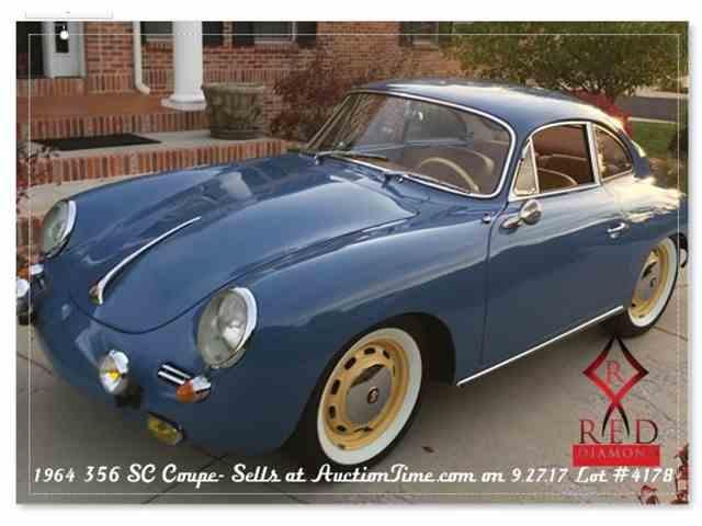 1964 Porsche 356SC | 1015360