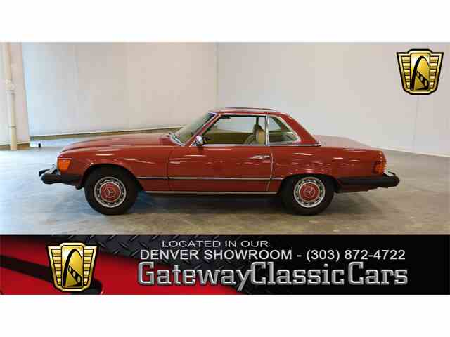 1977 Mercedes-Benz 450SL | 1010537