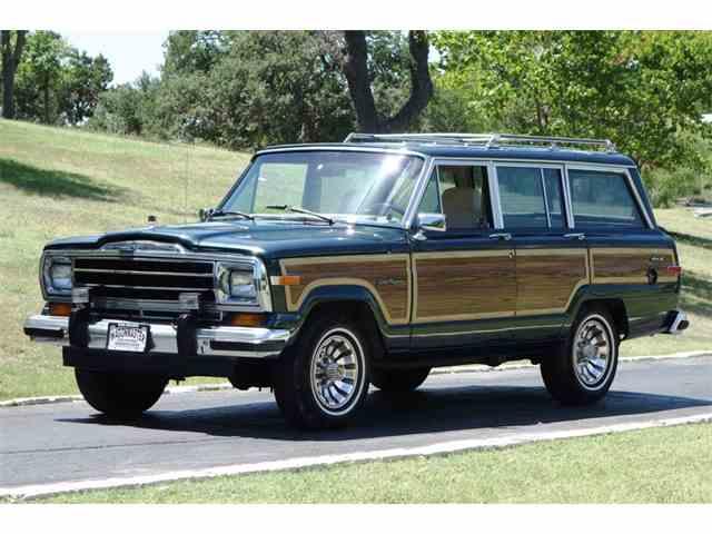 1991 Jeep Wagoneer | 1015375