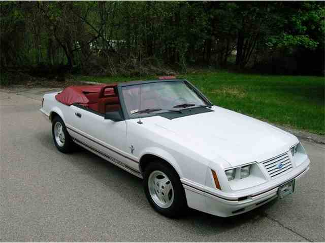 1984 Ford Mustang | 1015376
