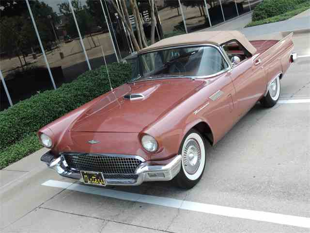 1957 Ford Thunderbird | 1015386